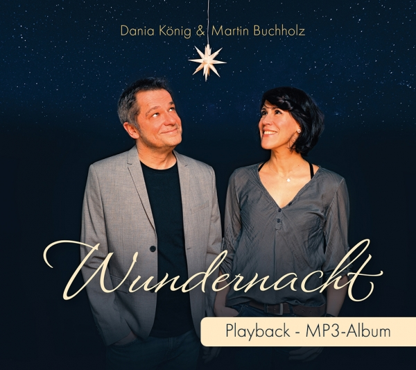 Wundernacht - MP3-Playback-Album