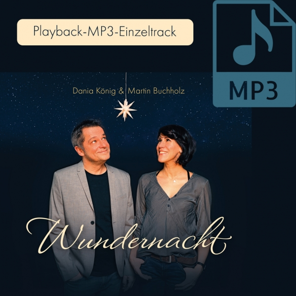 Jesus komm in unsre Welt - MP3-Playback